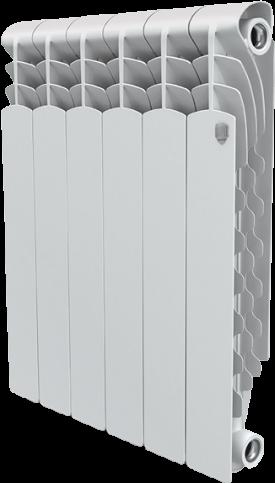 Радиатор отопления Royal Thermo Revolution 500 (8 секц.)