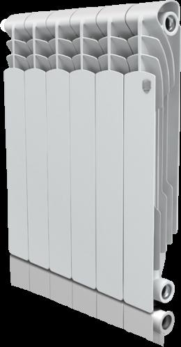 Радиатор отопления Royal Thermo Revolution Bimetall 500 (8 секц.)