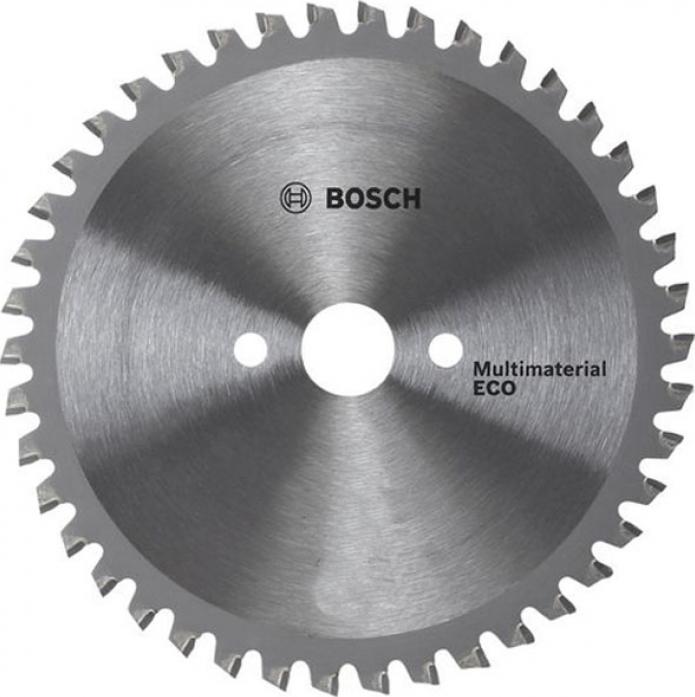 Диск пильный твердосплавный Bosch ECO 254х30х 80 Multi 2608641806