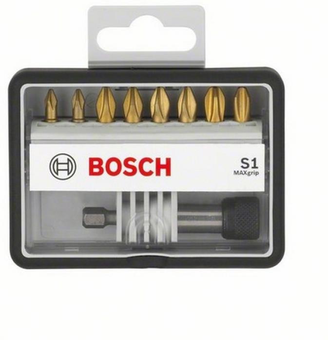 Набор бит Bosch TIN держатель T 25ММ OBUST LINE 576