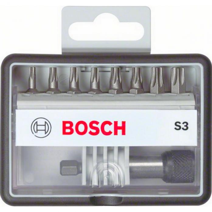 Набор бит Bosch держатель T 25ММOBUST LINE 56