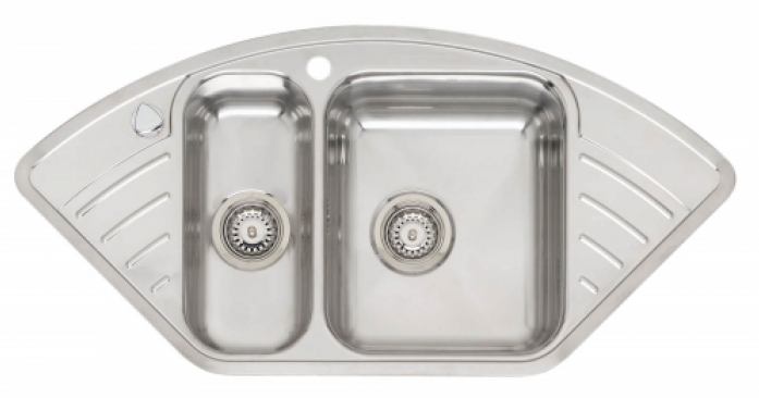 Кухонная мойка Reginox Empire L15 LUX KGOKG Right (c/box)