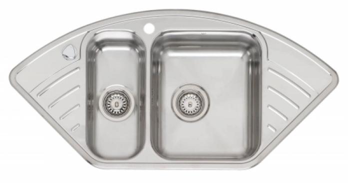Кухонная мойка Reginox Empire R15 LUX KGOKG Right (c/box)