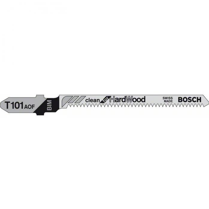 Набор 5 пилок Bosch T101 AOF