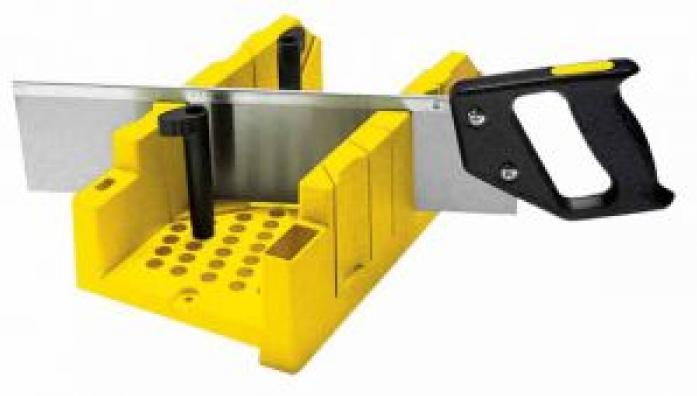 Стусло плотницкое с ножовкой Stanley 1-20-600