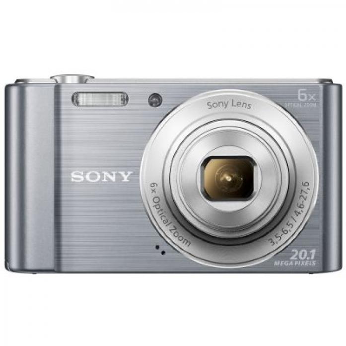 Цифровой фотоаппарат Sony DSC-W810S