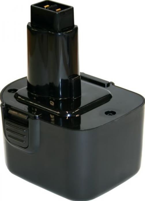 Аккумулятор ПРАКТИКА для DeWALT 12В 1,5Ач NiCd блистер