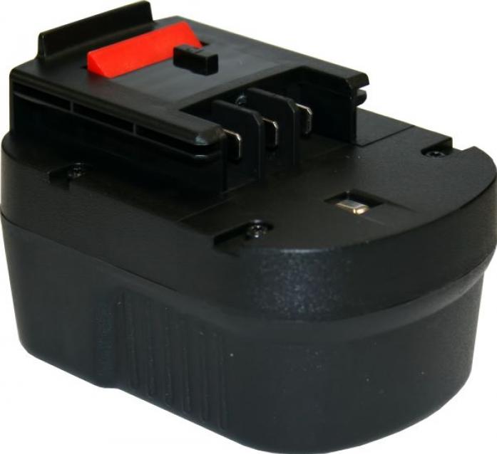 Аккумулятор ПРАКТИКА для Black&Decker 14,4В 1,5Ач, NiCd 774-313