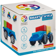 Головоломка Bondibon Smart Games Smart Тачка мини-формат (ВВ3700)