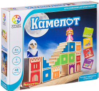 Головоломка Bondibon Smart Games Камелот ВВ0848 (SG 031)