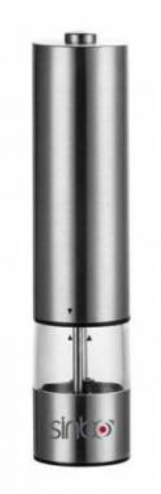 Мельница для специй Sinbo SHB 3071 нержавеющая сталь серебристый