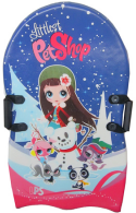 Ледянка Snowstorm Little Pet Shop 85 см Х50172
