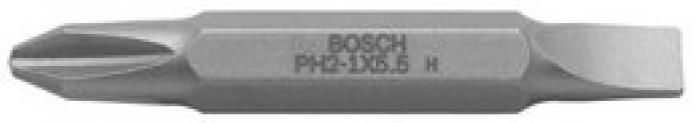 Набор 3 бит Bosch двусторонних 45 мм 744
