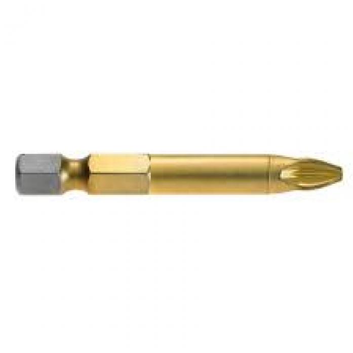 Набор 3 бит Bosch 49мм PZ2 TIN