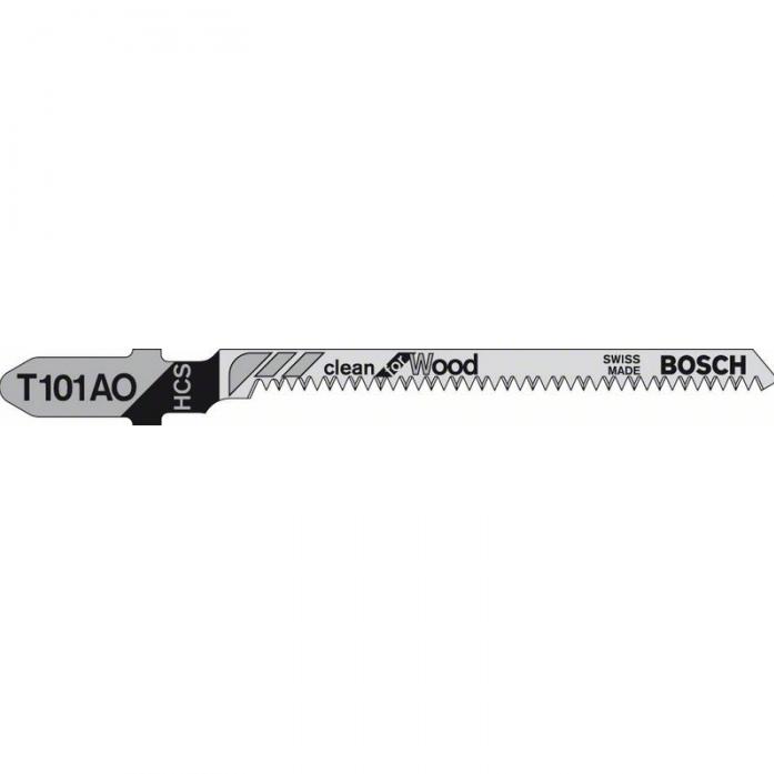Набор 3 пилок Bosch T101 AО HCS
