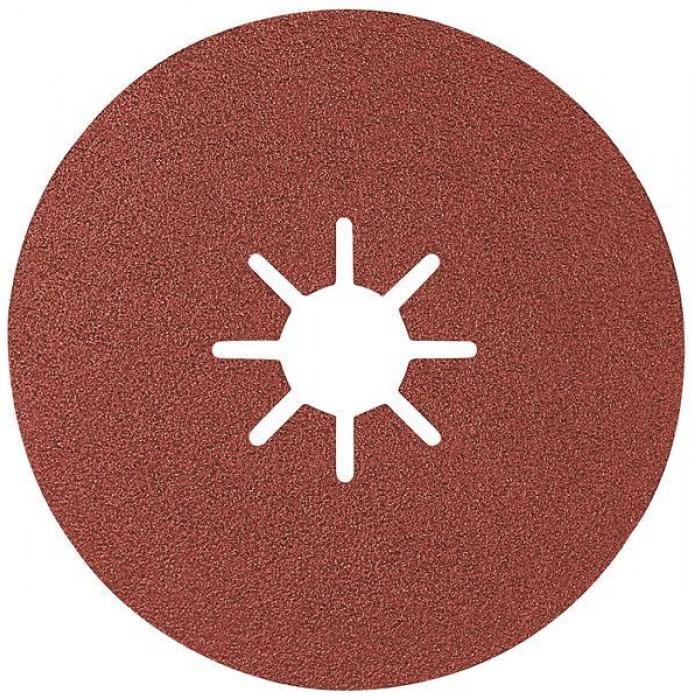 Фибровый круг Bosch Professional Metal К100 Ф125 (128)