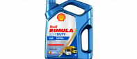 Масло моторное SHELL Rimula Light Duty LD 5 Extra 10w40 4л 550050481/23753