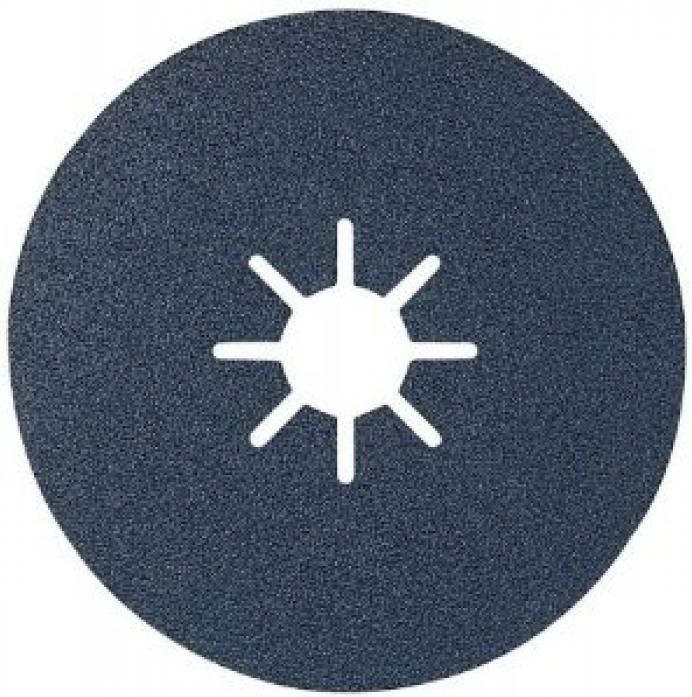 Фибровый круг Bosch Ф230 Metal К 24 (106)