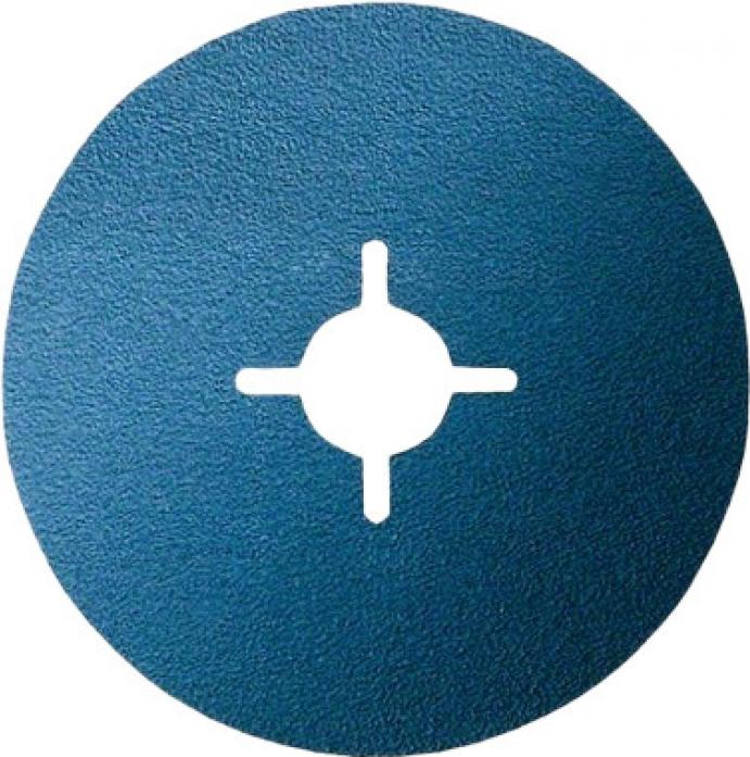Фибровый круг Bosch Ф230 Metal К 80 (109)