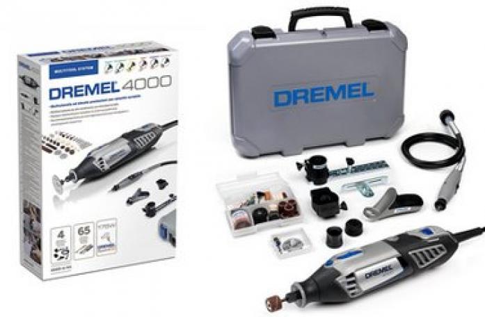 Гравер Dremel 4000-4/65 JH