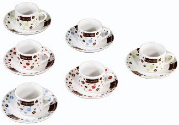 Набор посуды XAVAX Espresso Time