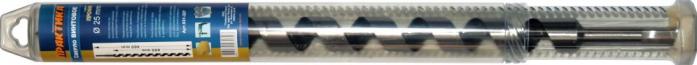 Сверло по дереву винтовое ПРАКТИКА 40 х 400 мм (1шт) туба