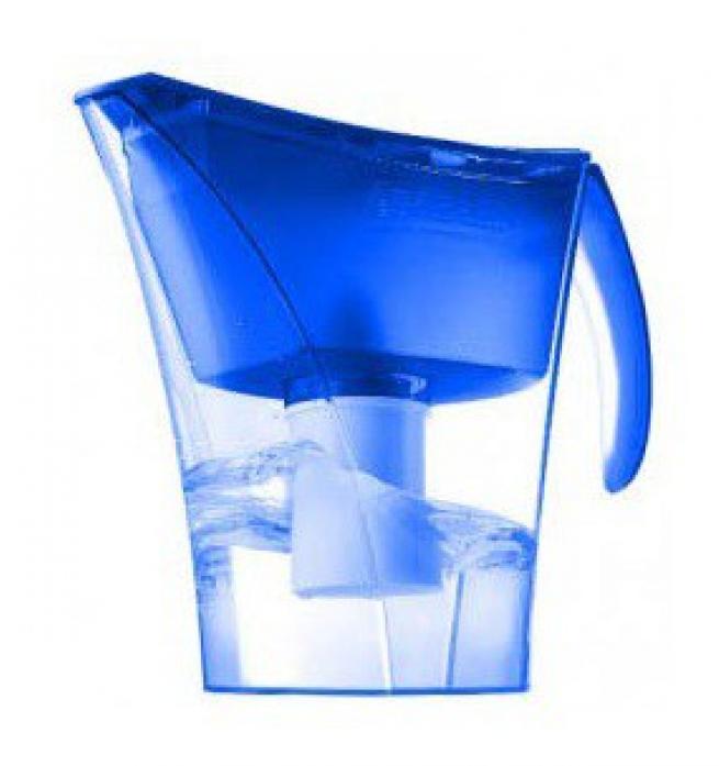 Фильтр для воды Барьер Смарт синий