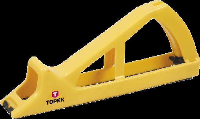 Рубанок-рашпиль TOPEX 250мм 11A411