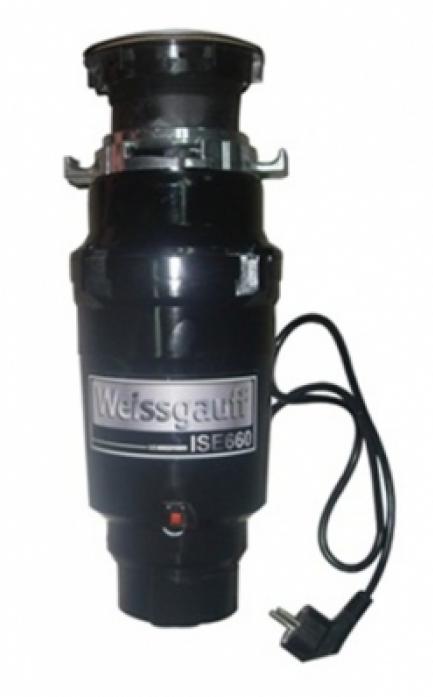 Измельчитель пищевых отходов Weissgauff ISE 660