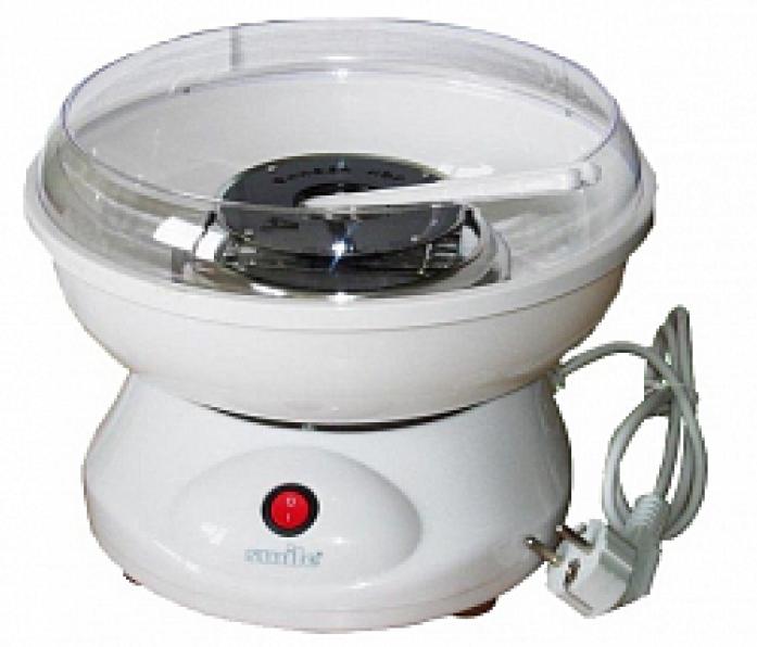 Прибор для приготовления сахарной ваты Smile CFM 1081 белый