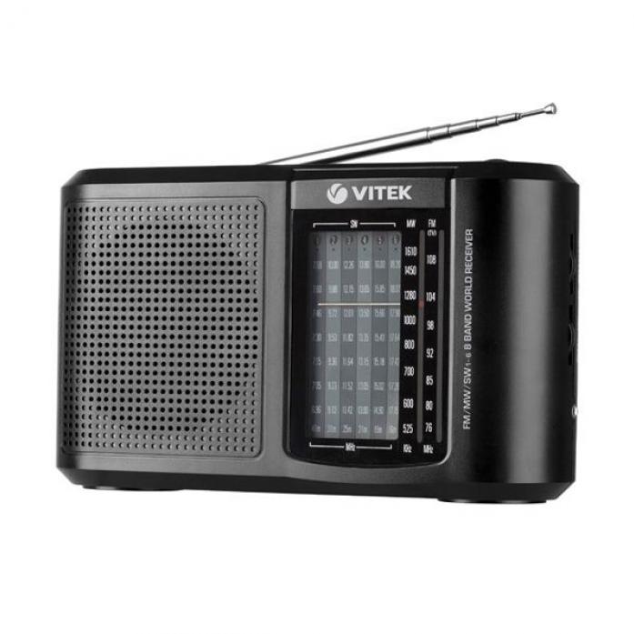 Радиоприемник Vitek VT-3590 BK