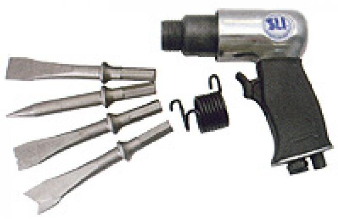 Пневмомолоток+4зубил SUMAKE ST-2310/H