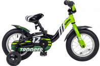 "Велосипед Schwinn Trooper 12"" Black/Lime УТ000039515"