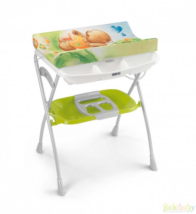 Пеленельный столик CAM Volare 221 с ванночкой