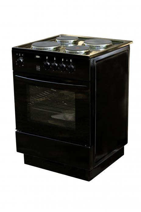 Электрическая плита ЗВИ 415 черный