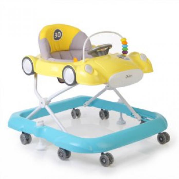 Ходунки Jetem Gran Turismo, (Yellow)