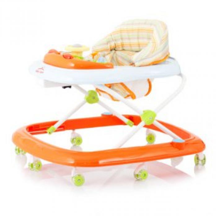 Ходунки Baby Care Flip, (Orange)