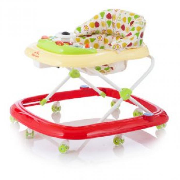 Ходунки Baby Care Flip, (Red)