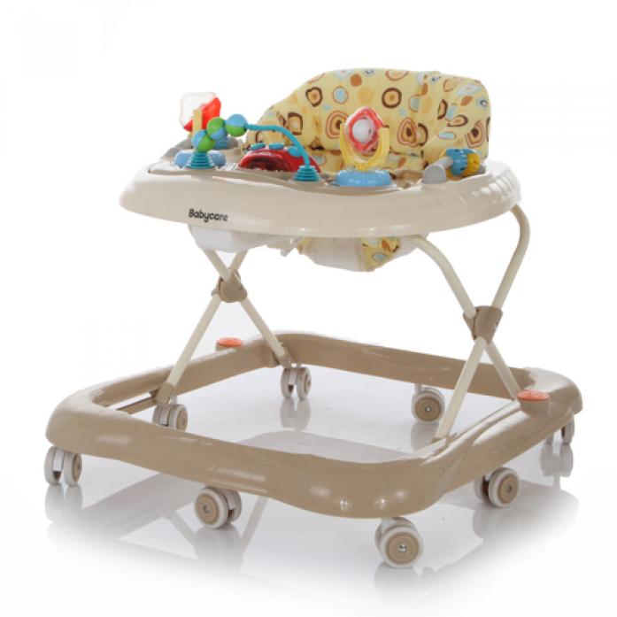 Ходунки Baby Care Top-Top Beige BG0509