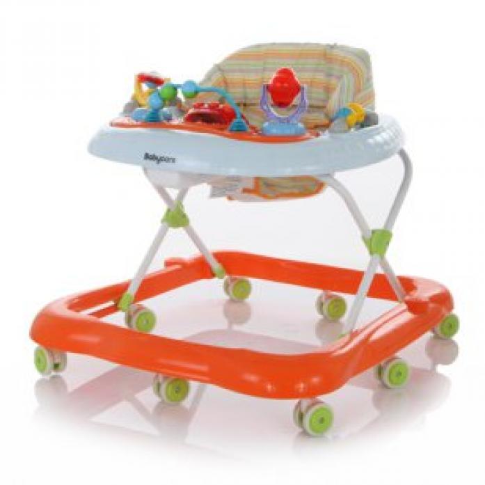 Ходунки Baby Care Top-Top Orange BG0509
