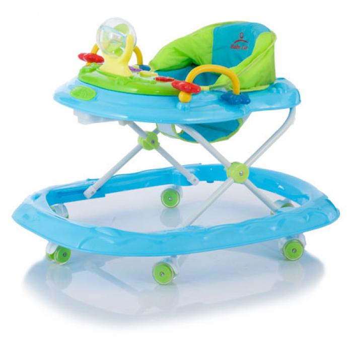 Ходунки Baby Care Walker, (голубой)