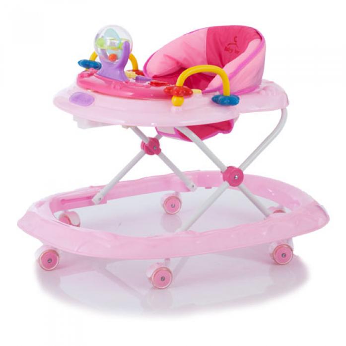 Ходунки Baby Care Walker, (розовый)
