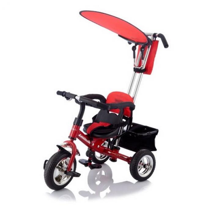 Велосипед Jetem Lexus Trike Next Generation, (красный)