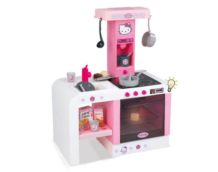 ������� ����������� ����� Smoby miniTefal Cheftronic Hello Kitty 24195