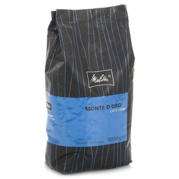 Кофе Melitta в зернах Schumli K&W Monte d'Oro, 1кг (819)