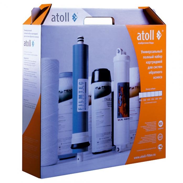 Картридж Atoll №102 для A-560, A-560E, A-560Em, A-560Ecp