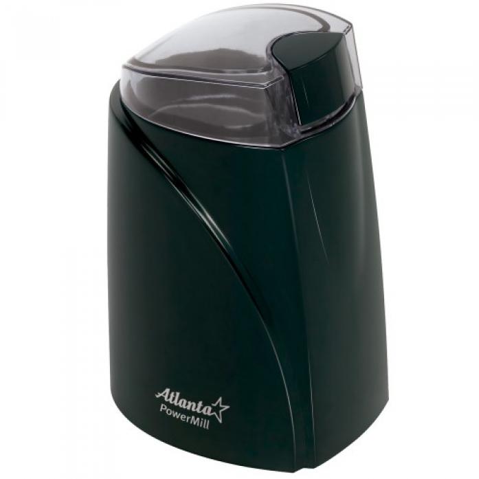 Кофемолка ATLANTA ATH-278 черный