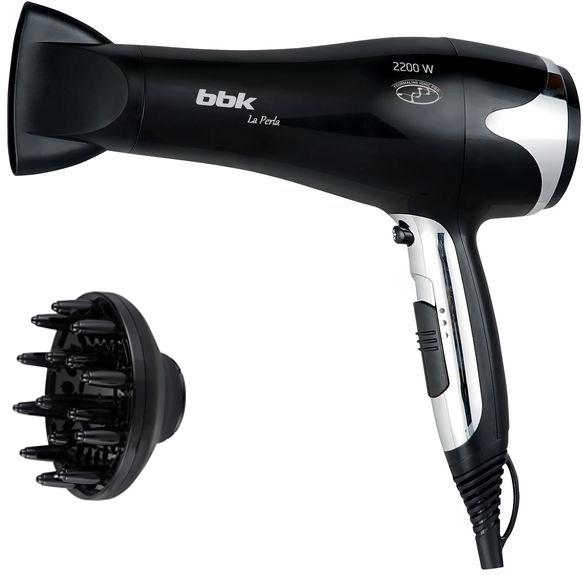 Фен BBK BHD3223i чер/мет