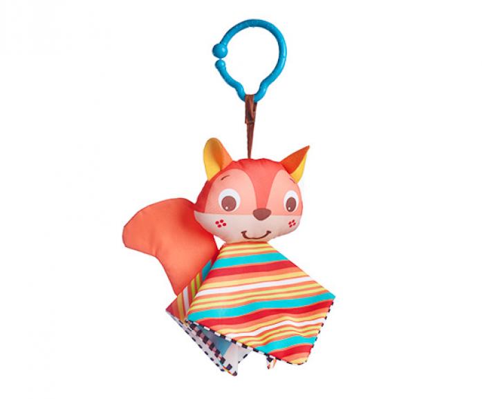 Игрушка-подвеска Tiny Love Яркая белочка (476)