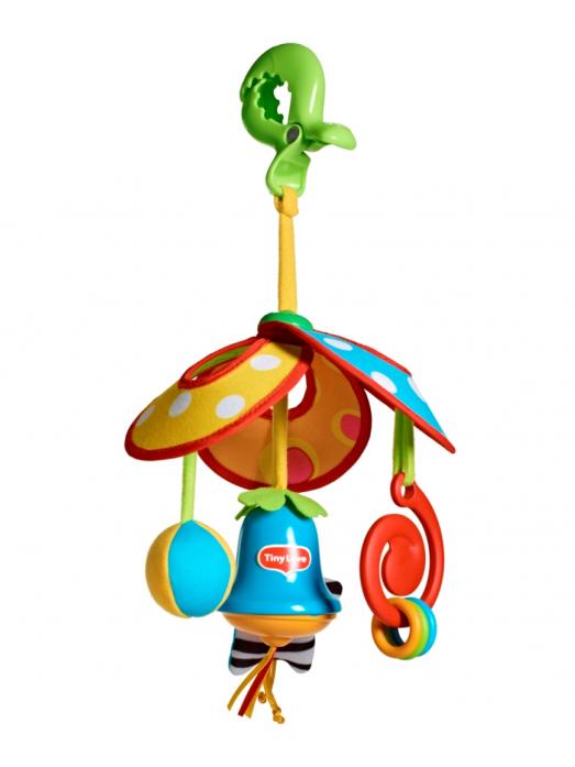 Игрушка-подвеска Tiny Love Веселая карусель (438) комплектация TRAVEL